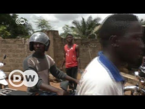 Anti-Regierungsproteste trotz Verbot in Togo | DW Deu ...