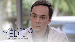 Video Tyler Henry Helps Jim Parsons Connect With His Late Father | Hollywood Medium with Tyler Henry | E! MP3, 3GP, MP4, WEBM, AVI, FLV Maret 2018