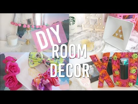 Diy Spring Room Decor Pinterest And Tumblr Inspired Hermione