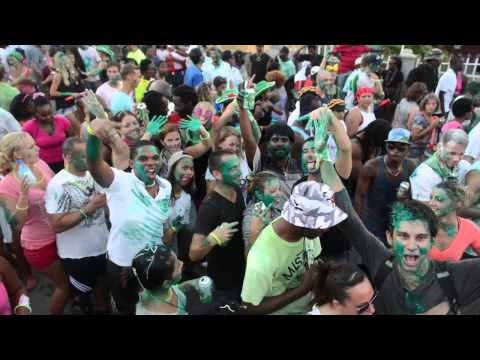 Jouvert Morning 2014