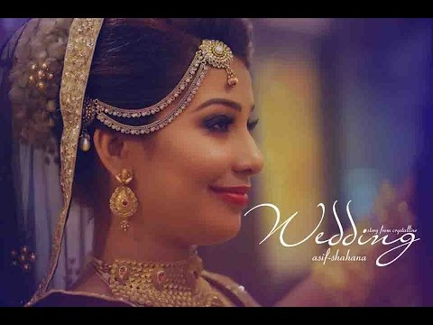 Kerala Muslim Wedding Highlight_ Asif-Shahana_ Story From|Crystalline Studio