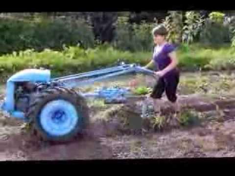 récolte pommes de terre 2013    1er partie