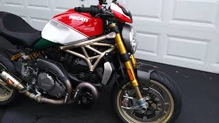 1. 2019 Ducati Monster 1200 25th Anniversary with some mods!