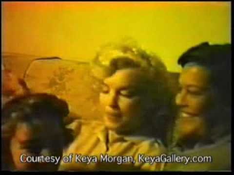 Video inédito de Marilyn Monroe fuma marihuana