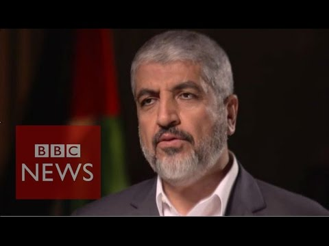 "Hamas: ""We are expecting difficult times with Netanyahu"" says Khaled Meshaal – BBC News"