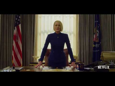 House Of Cards Netflix Season 6 Official Trailer