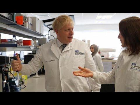 Großbritannien: Tories, Labours und LibDem im Wahlkampfmodus