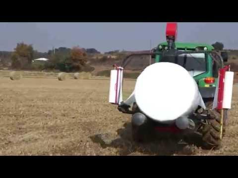 라이브맥 베일랩핑기 LW900-2AR 베일세움장치 -