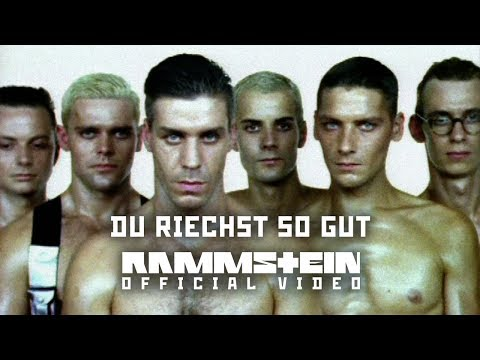 Video Rammstein - Du Riechst So Gut '95 (Official Video) download in MP3, 3GP, MP4, WEBM, AVI, FLV January 2017