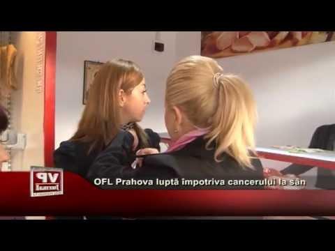 OFL Prahova lupta impotriva cancerului la san