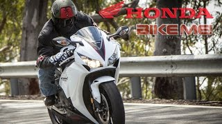 5. Honda CBR1000RR Fireblade Review - BIKE ME!