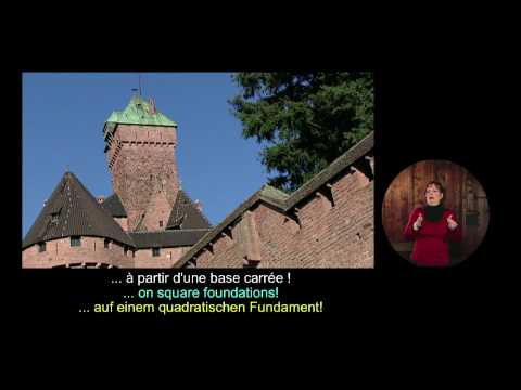 Le château du Haut-Koenigsbourg, un symbole de pouvoir (6/7)