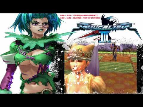 Музыкальная дорожка из обзора SoulCalibur 3 . Страна Игр, 2005.