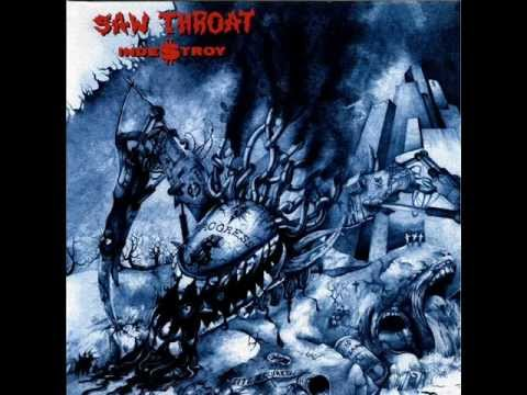 Saw Throat - Inde$troy (FULL album) online metal music video by SORE THROAT