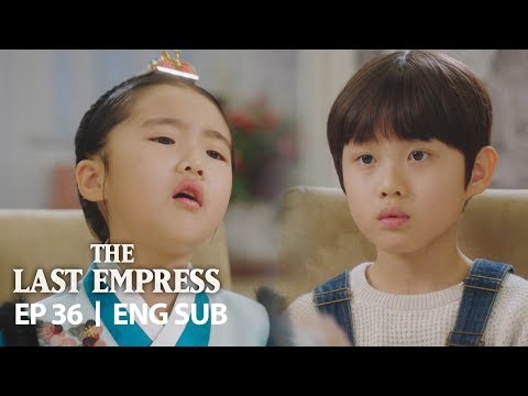Princess Ari is So Cute... She Has Never Heard of a Dialect! [The Last Empress Ep 36]