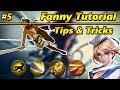 Mobile Legends Tutorial: FANNY Tips   Tricks #5