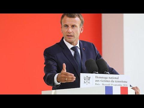 Γαλλία: Μελλοντική παραίτηση για τον υπουργό Εσωτερικών…