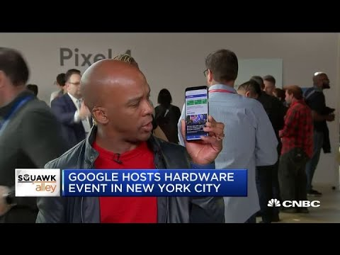 Google unveils new 'Pixel' and 'Nest' products