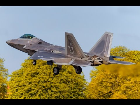 Few clips from RAF Lakenheath,...