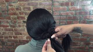 How To: Fishtail Braid | Quick + Easy