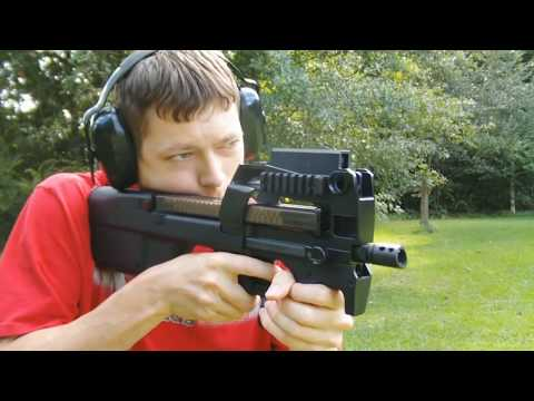 Mp40 M79 P90 Groza scar REAL LIFE
