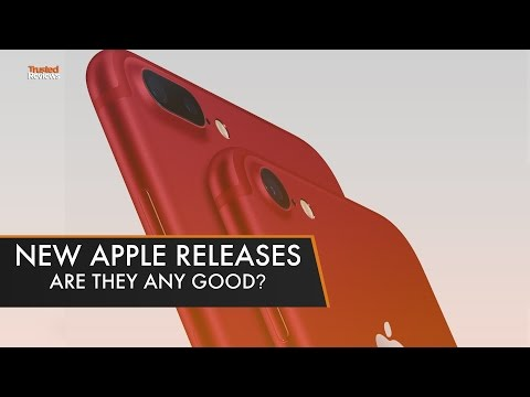 New iPad 2017 and Product Red iPhone: All the latest Apple news