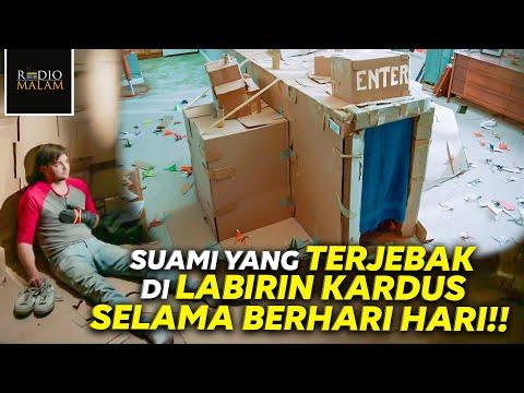 TERJEBAK DI LABIRIN KARDUS BUATANNYA SENDIRI - Alur Film Dave Made A Maze (2017)