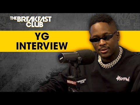 YG Talks 'Stay Dangerous' Album, Madden Controversy, 6ix9ine + More