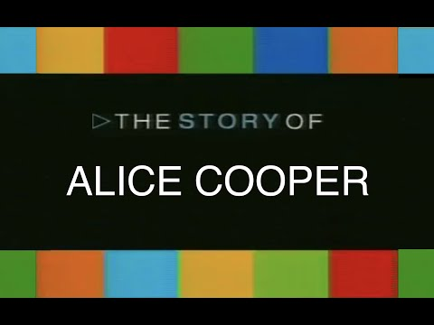 Alice Cooper The Story Of (2004)