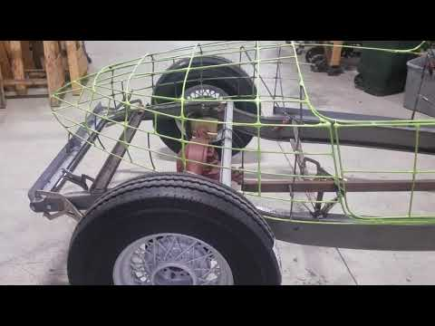 Building A Hotrod From Scratch (part 1)