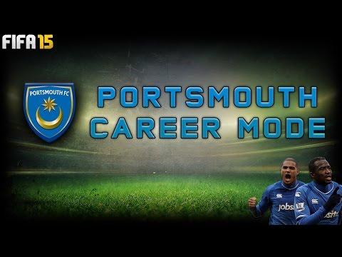 FIFA 15 - Portsmouth Career Mode - Episode 7 - Zivkovic The Hero
