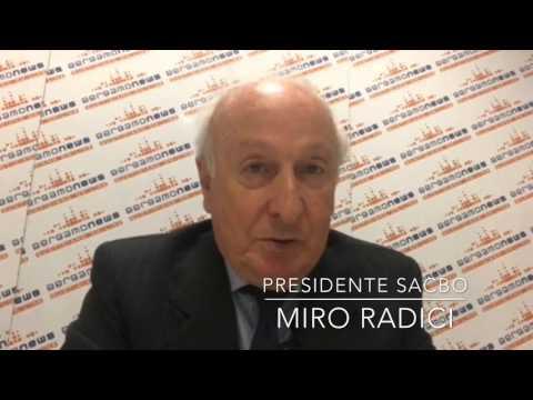 Miro Radici: investirei sul treno per Orio