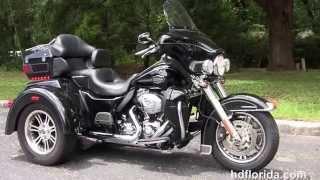 10. Used 2011 Harley Davidson Tri Glide Trike for sale