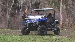 8. Yamaha Wolverine Review