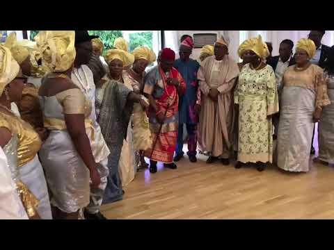 Adazi Nnukwu 2nd Traditional wedding in London.