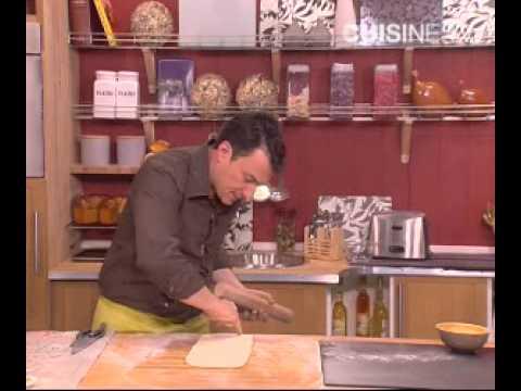Croissants et pain au chocolat CUISINE TV