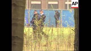 Zeist Netherlands  City new picture : THE NETHERLANDS: LOCKERBIE BOMBING SUSPECTS AT CAMP ZEIST