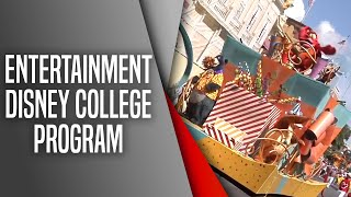 Entertainment Disney College Program
