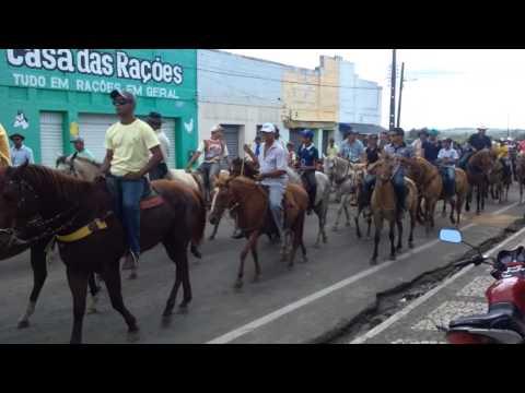 Cavalgada Riachão do Dantas Agosto de 2015