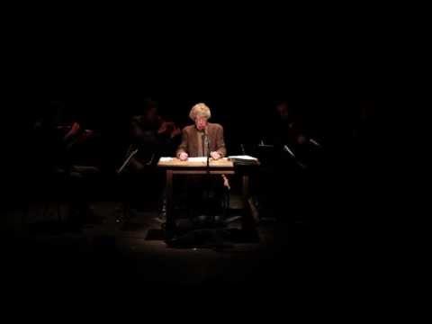 Albert Marcoeur & le Quatuor Béla :: SI OUI, OUI. SINON, NON - La Voix est Libre 2013