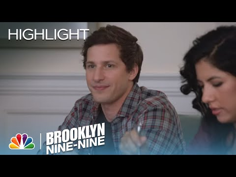 Brooklyn Nine-Nine 2.12 (Clip 'Butt-Face Dave')