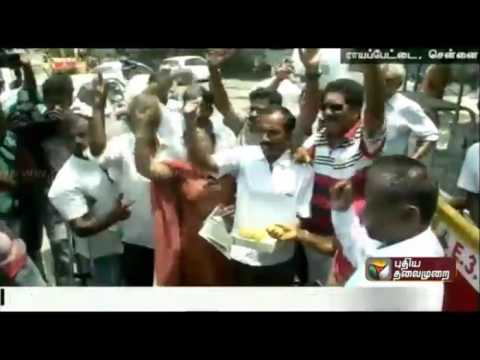 ADMK--Release-of-candidate-list-for-TN-polls-Celebration