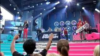Far East Movement - Turn Up The Love LIVE in Stockholm (Gröna Lund) Feat Cover Drive 14/07-12 HD