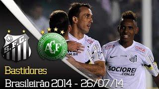 Com gols de Rildo, Gabriel e Diego Cardoso, o Santos FC venceu a Chapecoense por 3 a 0 neste sábado (26), pela 12ª rodada...