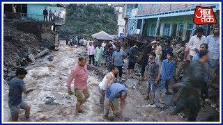 Flash Floods in Jammu's Doda District Following Cloudburst, 3 Dead