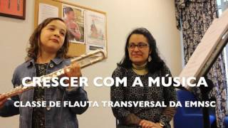 Vem Tocar Connosco - Flauta Transversal
