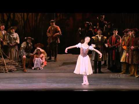 Giselle-variation (Royal Ballet:Alina Cojocaru 2007)
