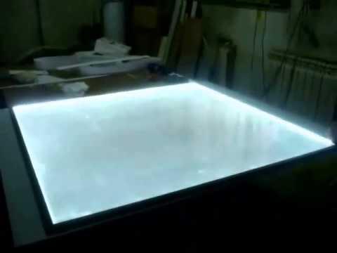 Светорассеивающая матрица своими руками 79