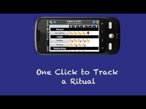 Video of HappyRitual Habit Tracker Lite
