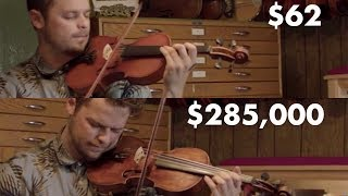 Video Can You Hear the Difference Between a Cheap and Expensive Violin? MP3, 3GP, MP4, WEBM, AVI, FLV Maret 2018